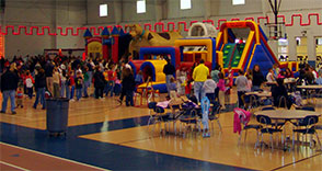 Twinsburg Winter Wonderland Food - Entertainment - Pictures with Santa - Inflatables - Rides - More
