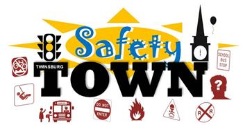 Safety Town Graphic