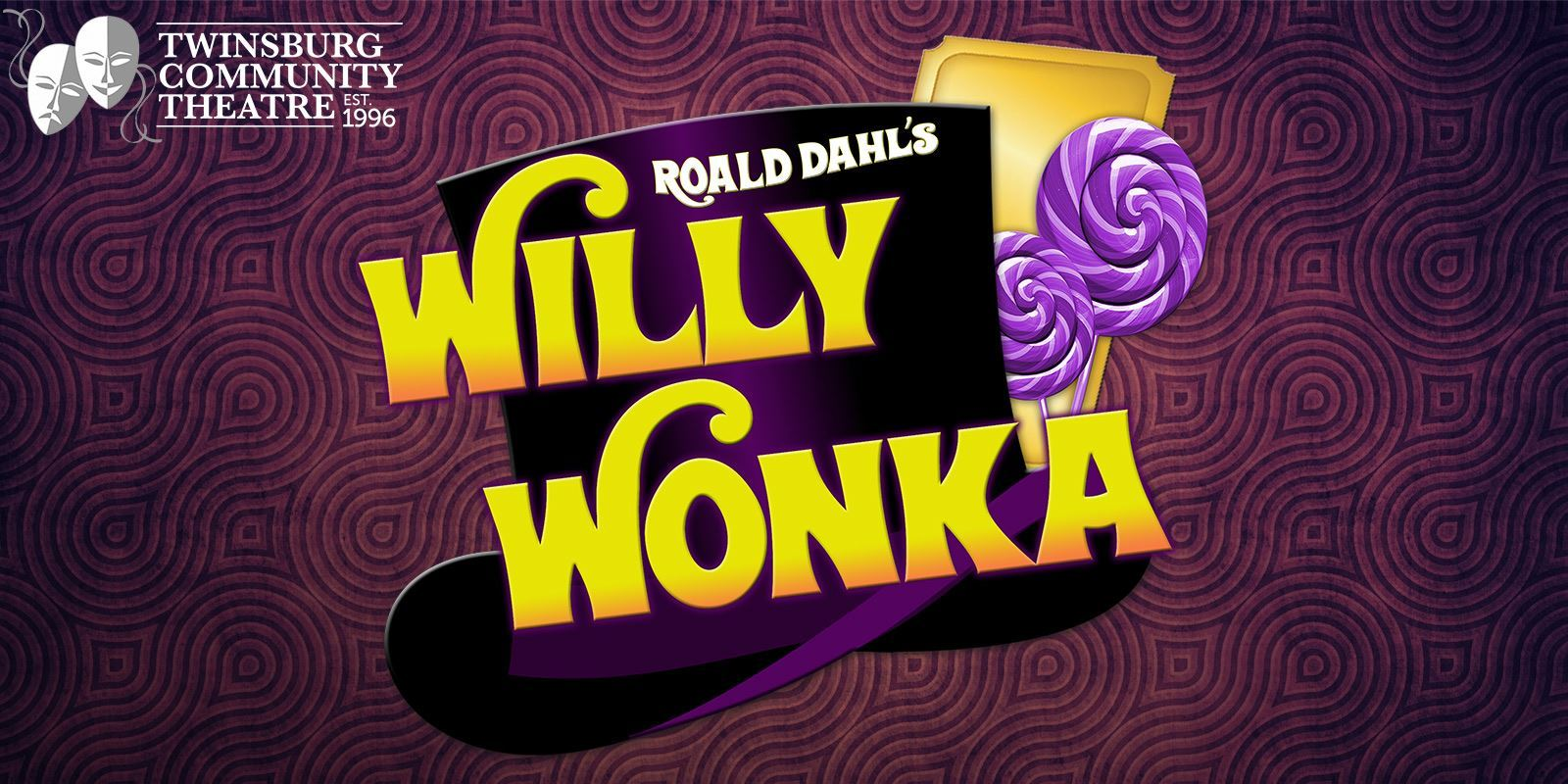 Willy Wonka – Tickets on sale now!