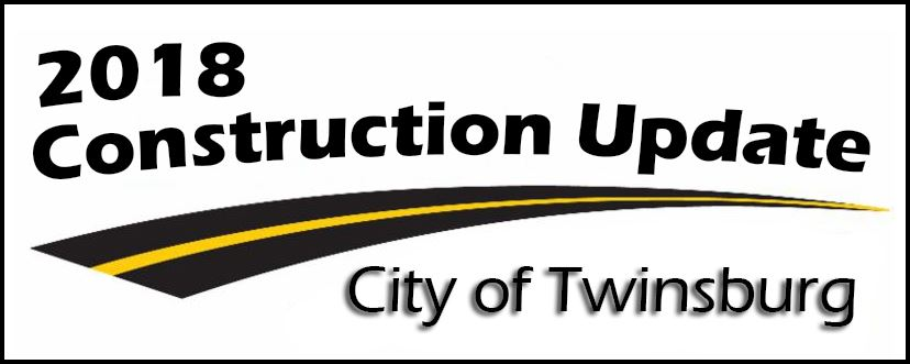 2018 City of Twinsburg Construction Updates
