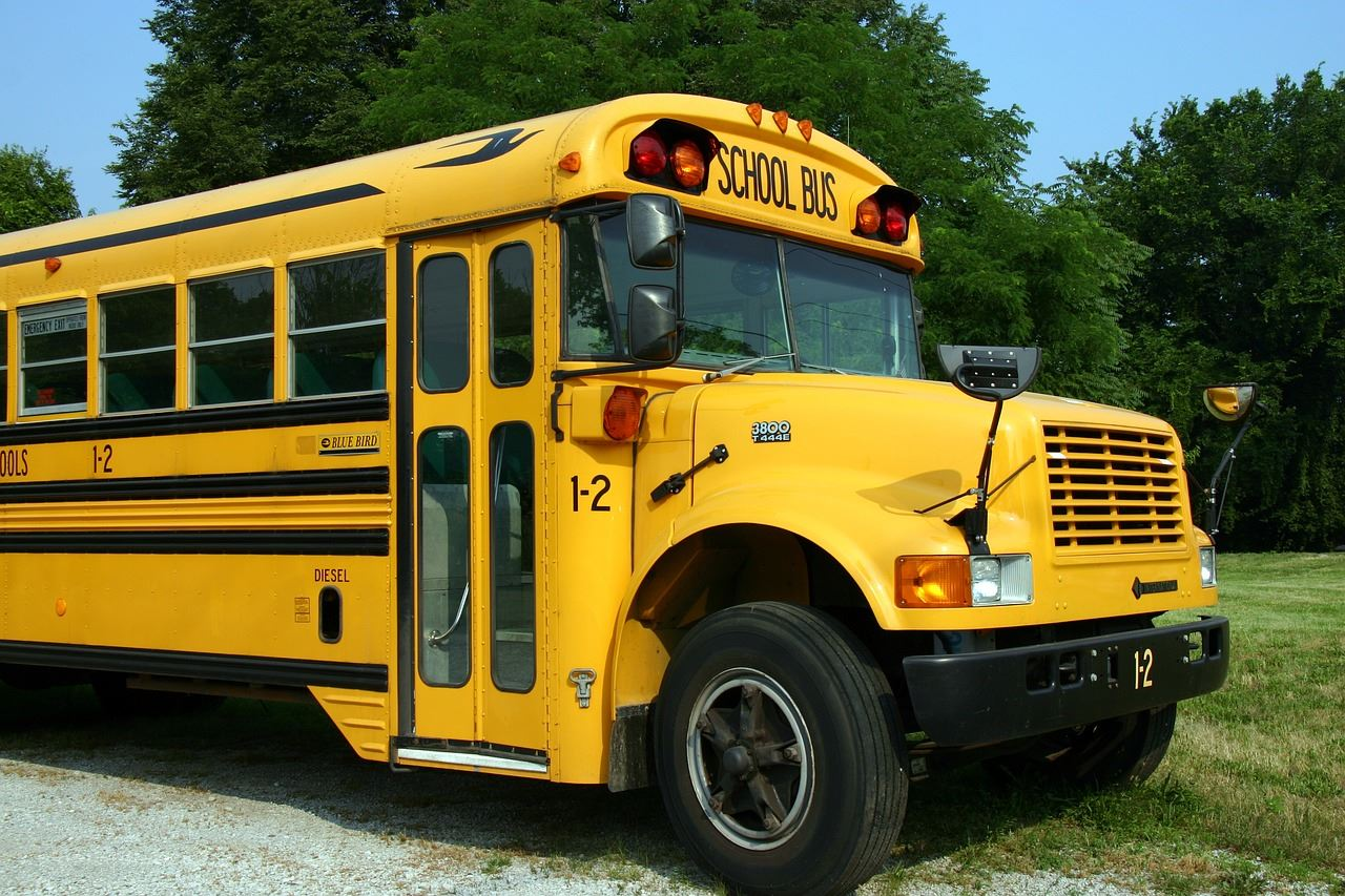 Summer Camp Bus Transportation