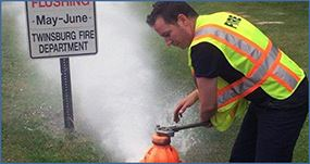 News Flash - Hydrant Flushing