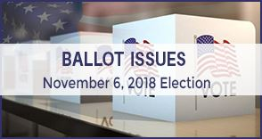 There are a lot of very important ballot issues, candidates, and judges on your ballot this year. Ch