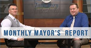 #CommunityFocus - the Monthly Mayor's Report,  Have you heard the big news? Find it at https://bit.l