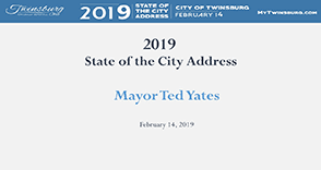 Did you miss the Mayor's State of the City Address?  Mayor Yates delivered his 2019 State of the