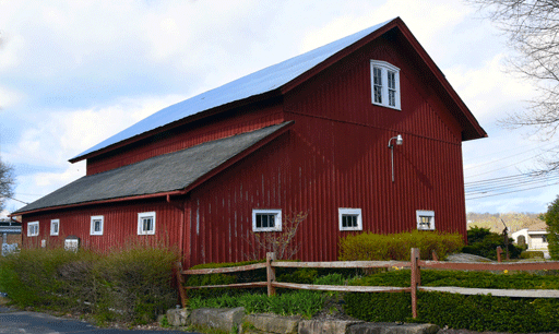 The Freeman Barn