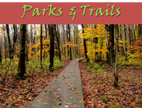 New Website Parks and Trails