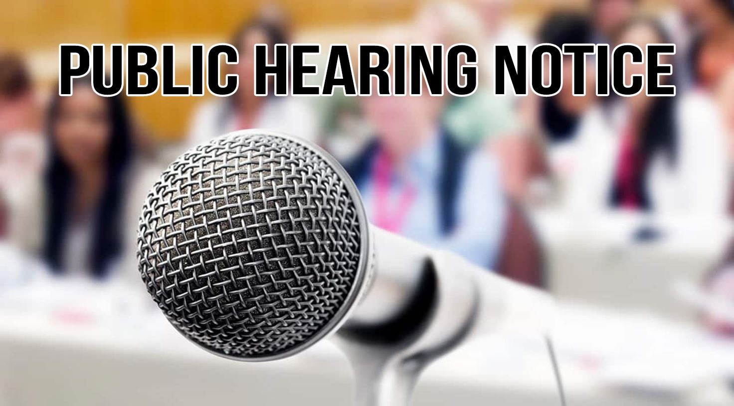 A public hearing will be held at 7:00 on November 18 to consider a Conditional use request for pet c