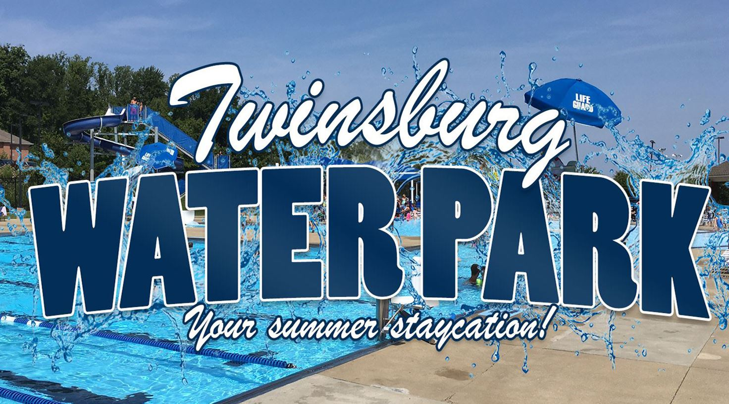 Get Your Bonus Days!  Water Park passes are officially on sale at the Twinsburg Fitness Center and T