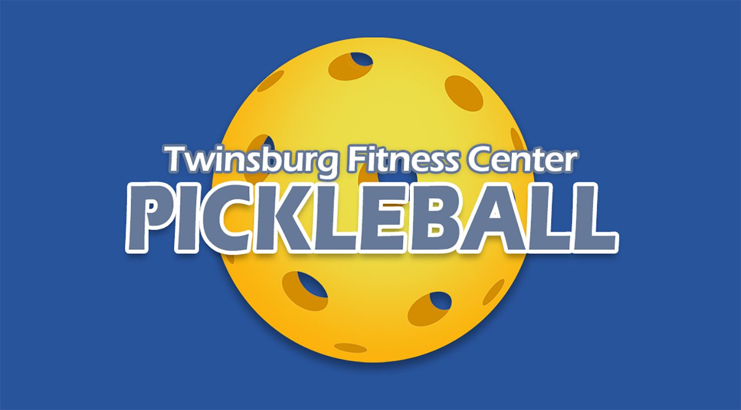 Pickleball is now available at TFC! Free for members, $6 for nonmembers. Limited paddles available o