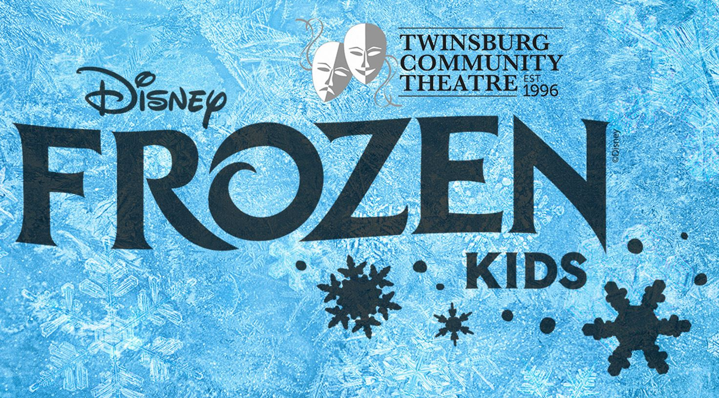 Frozen cast prepares for heartwarming production  Twinsburg Community Theatre presents Frozen Kids o