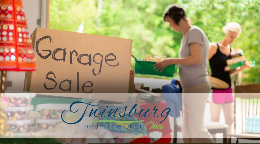 We've had questions regarding if garage sales are allowed right now. The answer is yes! The state o