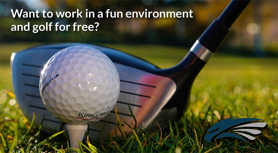 Gleneagles Golf Club is looking for rangers/starters. Work in a fun environment and receive FREE gol