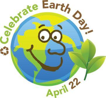 Earth Day Logo 2014 Official earth day logo to